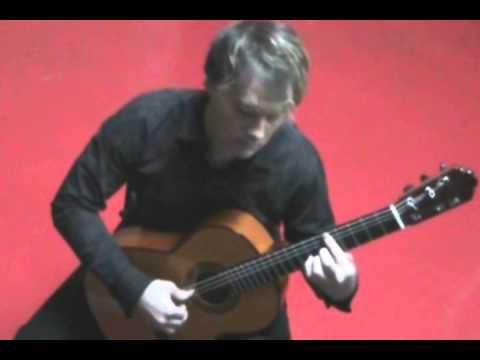 Black Orpheus solo guitar  - Scot Taber