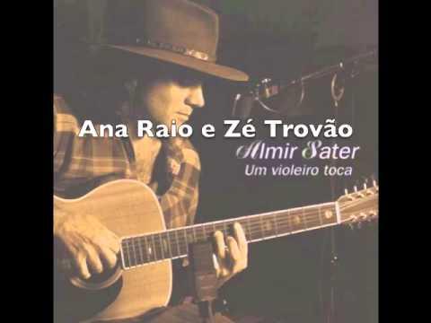Música Ana Raio e Zé Trovão