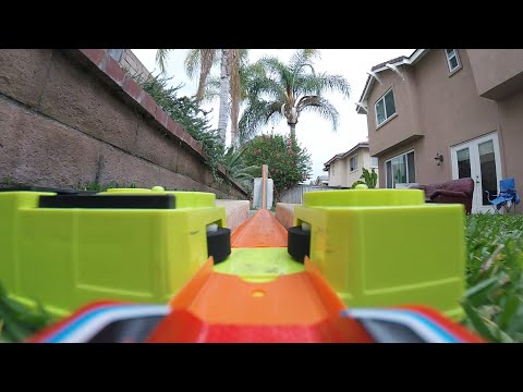 Hot Wheels Boosted