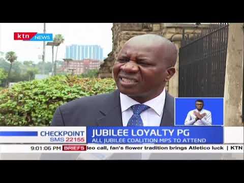 Jubilee loyalty PG: President Uhuru Kenyatta set to rule on the fate of majority leader Aden Duale