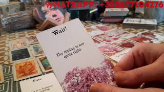 Wybierz kartę – Czekać? Nie czekać? ❣❣❣