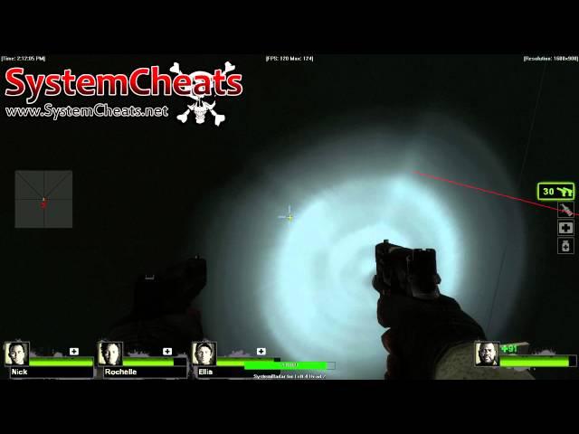 Left 4 Dead 2 Cheat/Hack - SystemCheats