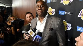 Magic Johnson Steps Down As Lakers President! 2018-19 NBA Season