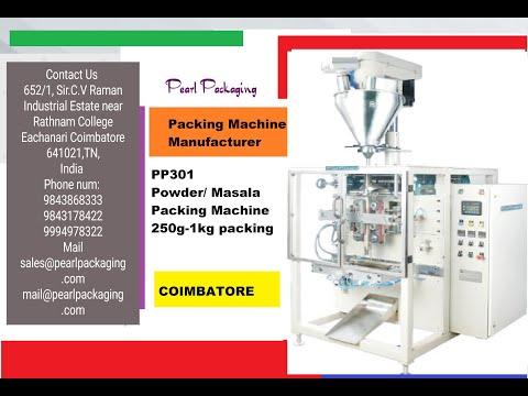 Atta Packing Machine