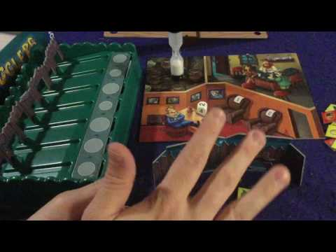 Bower's Game Corner: Smugglers Review