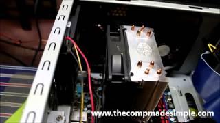 Computer Airflow and Air Pressure