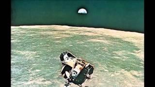 アポロ11号打ち上げ・月面着陸地球の出Apollo11,Moonlanding