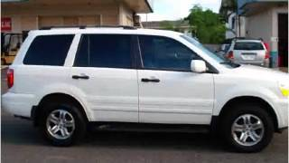 preview picture of video '2003 Honda Pilot Used Cars Pearl City HI'