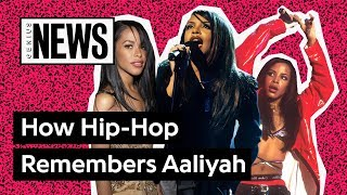 How Hip-Hop Celebrates Aaliyah With Beats, Rhymes & References | Genius News