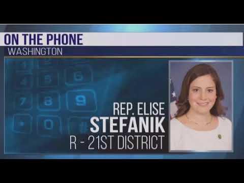 Rep. Elise Stefanik Full WWNY interview on shutdown