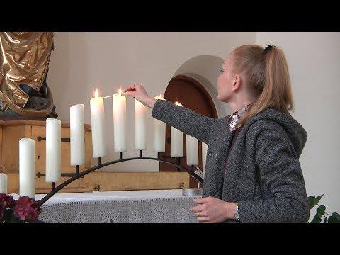 Wege zum Glauben: Barbara Vajda lässt sich als Erwachsene taufen