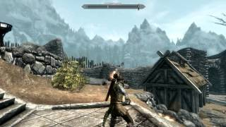 Skyrim Mod: Aim magic
