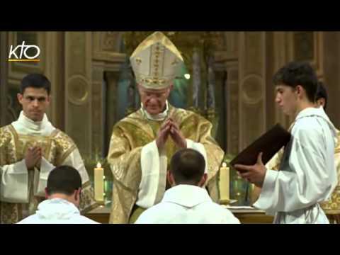 Ordinations diaconales pour les Missions étrangères de Paris