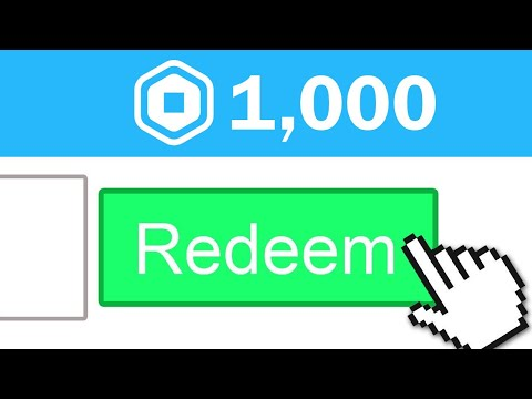 TOP SECRET CODE TO GET 1,000 FREE ROBUX EASY (November 2020)