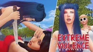 de sims 4 exterme violence mod - TH-Clip