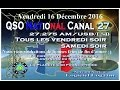 16 12 2016 QSO National Canal 27