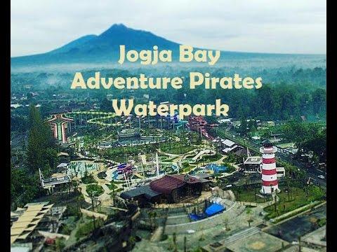 Jogja Bay - Waterpark Terbesar di Indonesia