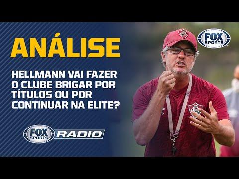 O Fluminense briga para PERMANECER NA SÉRIE A em 2020? | FOX SPORTS RÁDIO
