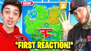 FaZe Clan Reacts to Fortnite 2 for FIRST TIME EVER!