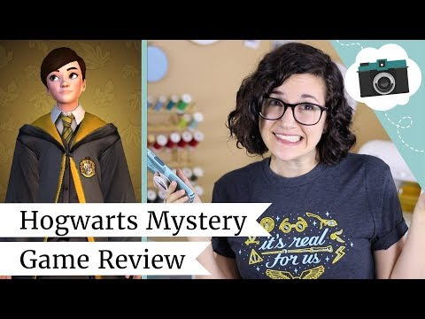 Hogwarts Mystery Mobile Game Review: First Impressions | @laurenfairwx