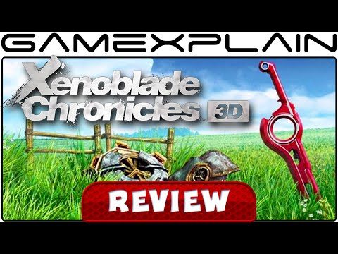 Xenoblade Chronicles 3D - Video Review (3DS) - YouTube video thumbnail