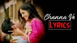 Channa Ve Full Song With Lyrics Bhoot | Vicky   - YouTube