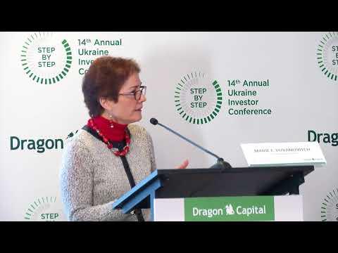 14-та конференція Dragon Capital. Основна промова