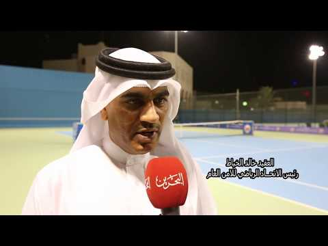 Second episode of the 7th Interior Minister Tennis Championship 8/6/2017