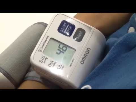 Terapia intensiva de hipertensão