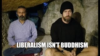 Twitter CEO Jack Dorsey Promotes Eastern Philosophy & Buddhism - Despite Liberalism Being Opposite