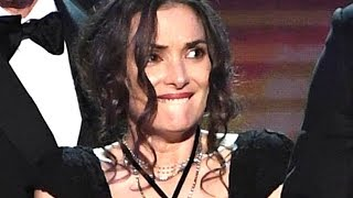 Stars Who Completely Embarrassed Themselves At Award Shows