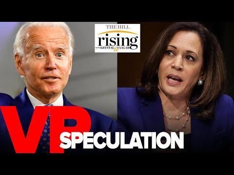 Krystal and Saagar: Did Media ACCIDENTALLY Reveal Kamala Will Be Biden's VP Pick?