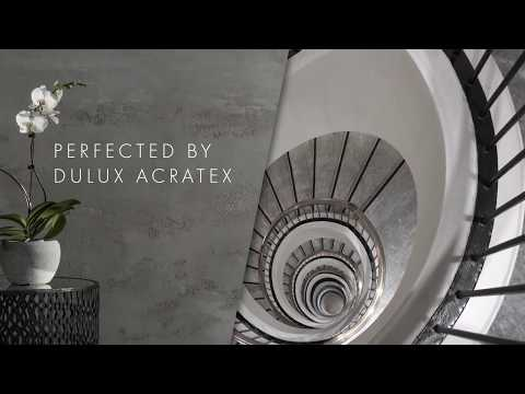 Dulux AcraTex Venetian Plaster Collection