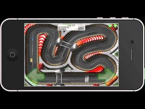 Video of Tiny Racing