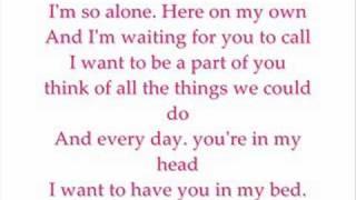 Basshunter~All I ever wanted lyrics!