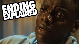 GET OUT (2017) Ending + Twists Explained