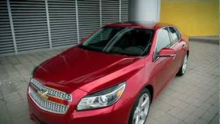 [MotorTrend] 2013 Chevrolet Malibu - First Look