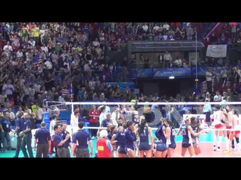 immagine di anteprima del video: Stati Uniti-Cina 3-1: ultimo punto!