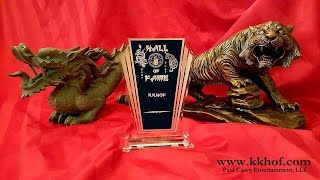 KENPO KARATE HALL OF FAME with special guest GMA Dave Helber