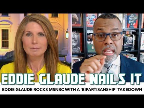 Eddie Glaude Rocks MSNBC With A 'Bipartisanship' Takedown