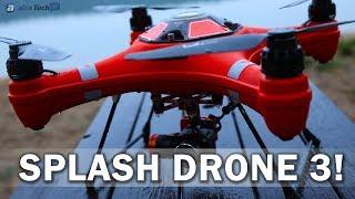 SwellPro Splash Drone 3: Dron, který vodu přímo miluje! - AlzaTech #644