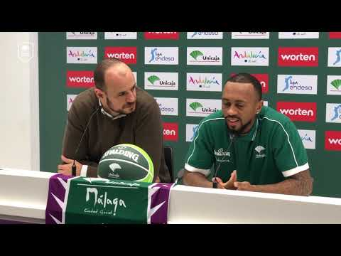Ryan Boatright, un número '1' para Unicaja de Málaga