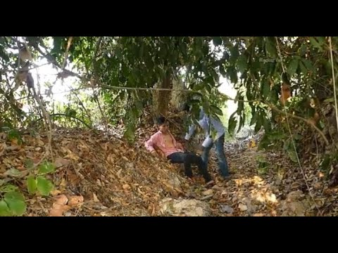 Aman Lost Idea When Meet Cute Woman In Forest/ Short Clip