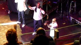 112 - Player (Live at the Kings of R&B concert in London, 17/10/13)
