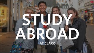 Study Abroad at Clark University