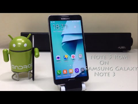 Galaxy Note 3 - Norma Note 5/S7 Rom , Android 5 1 1 (All Variants