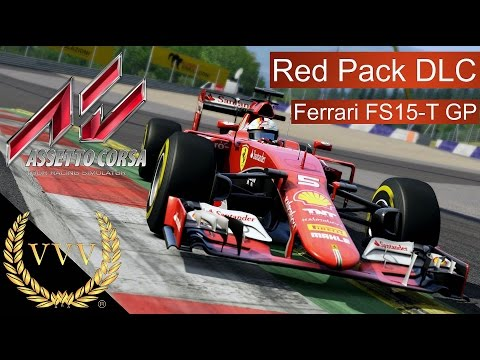 Assetto Corsa Red Pack DLC Trailer thumbnail