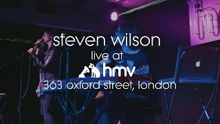 Steven Wilson   Live At HMV 363 Oxford Street, London