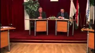 preview picture of video 'SzögedTV(c) 2015.02. adása - Testületi ülés'