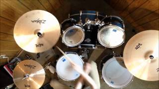 American Authors - Luck - Drum Cover